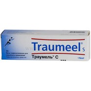 Траумель С (Traumeel S) мазь 50г