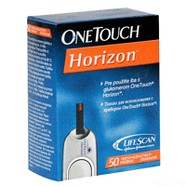 Тест-полоски OneTouch Horizon №50                    One Touch